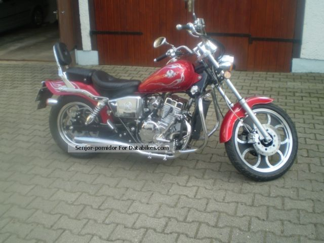 2009 WMI  Iron / Hawk Motorcycle Chopper/Cruiser photo