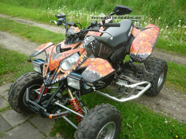 2008 Polaris  Predator 500 Motorcycle Quad photo
