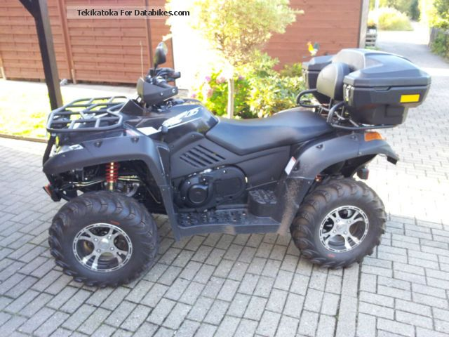 2012 CFMOTO  CF-625 C / X6 Motorcycle Quad photo