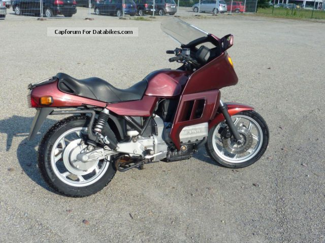 1984 BMW  100 Motorcycle Motorcycle photo