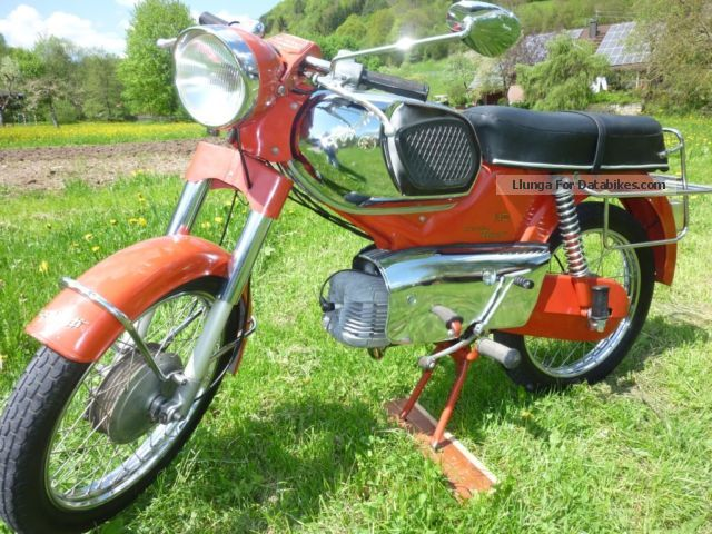 2012 Kreidler  RS Motorcycle Lightweight Motorcycle/Motorbike photo