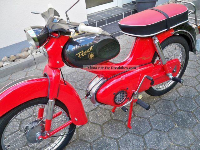 1963 Kreidler  Foil Motorcycle Motor-assisted Bicycle/Small Moped photo