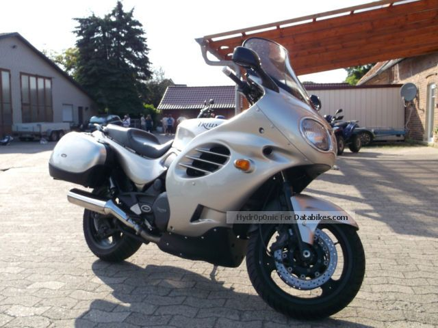 2001 Triumph  Trophy 900 Motorcycle Motorcycle photo