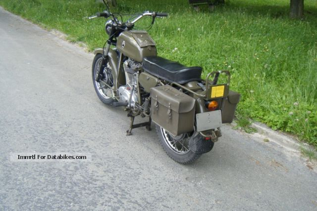 Other  Condor A 350 1974 Motorcycle photo