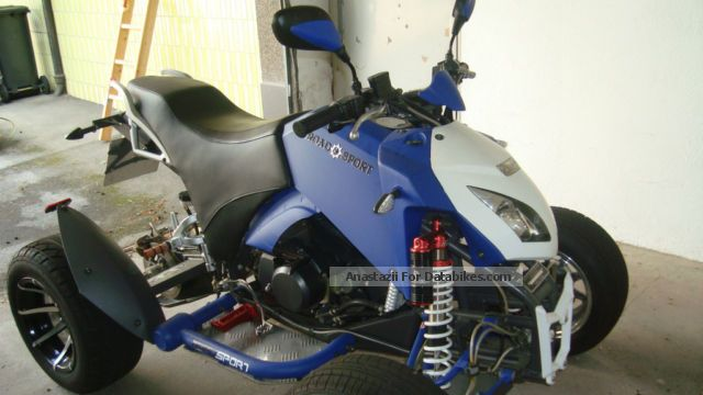 2010 Bashan  Road Sport 300E-18 Motorcycle Quad photo