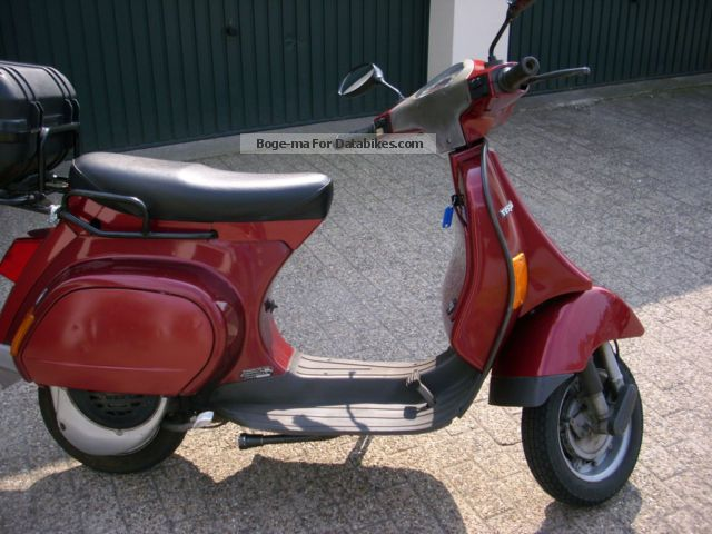 2000 Vespa  PK 50XL2 Motorcycle Scooter photo