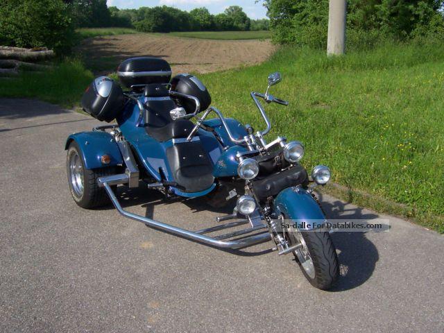 1999 Boom  Low Rider Motorcycle Trike photo
