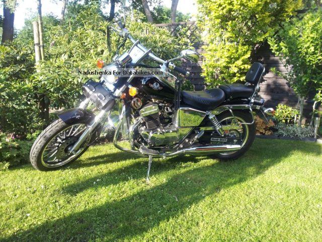 2011 WMI  Repco Motorcycle Chopper/Cruiser photo