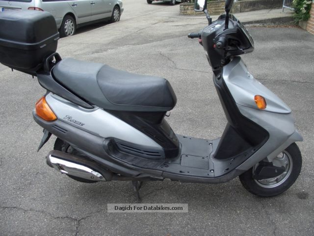 2000 MBK  Flame Motorcycle Scooter photo