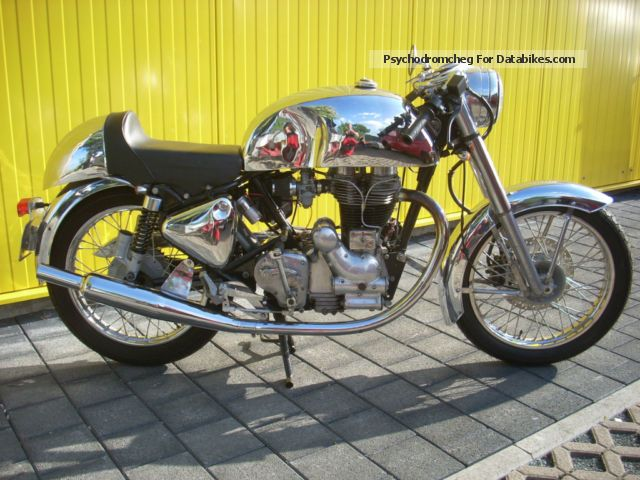 Royal Enfield  Bullet 500 ES 5SG (India) 1966 Vintage, Classic and Old Bikes photo