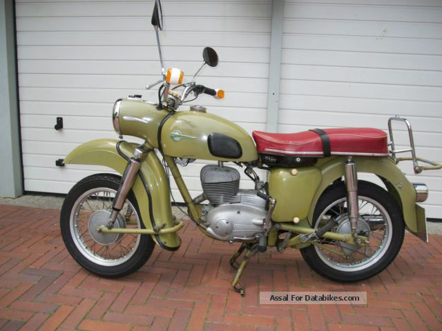 Mz  ES 250/1 1965 Vintage, Classic and Old Bikes photo