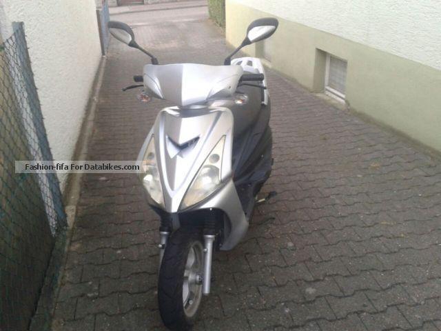 2007 Kreidler  QINGQI QM50T-10V Motorcycle Scooter photo