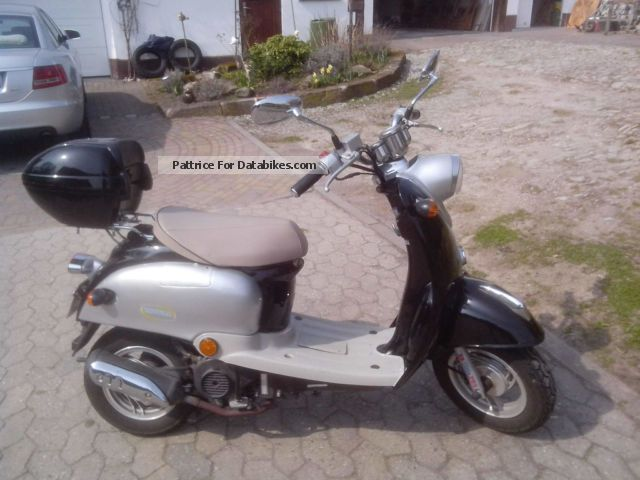 2007 Baotian  BT50QT Motorcycle Scooter photo