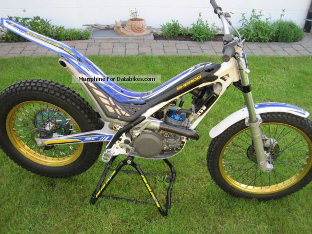 2011 Sherco  ST 1:25 Motorcycle Other photo