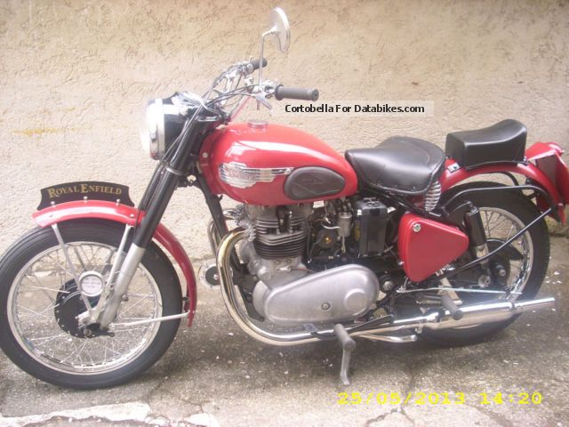 Royal Enfield  Meteor 700 1955 Vintage, Classic and Old Bikes photo