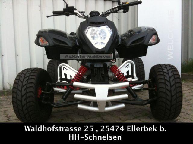 2012 Beeline  Beastia 3.3 Supermoto Motorcycle Quad photo