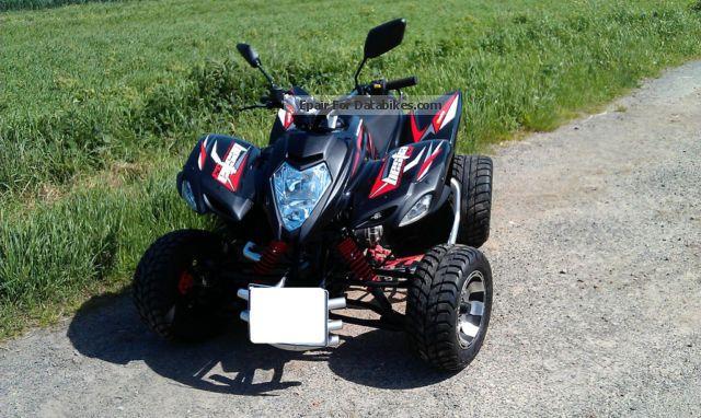 2012 Beeline  Beast 3.3 Motorcycle Quad photo