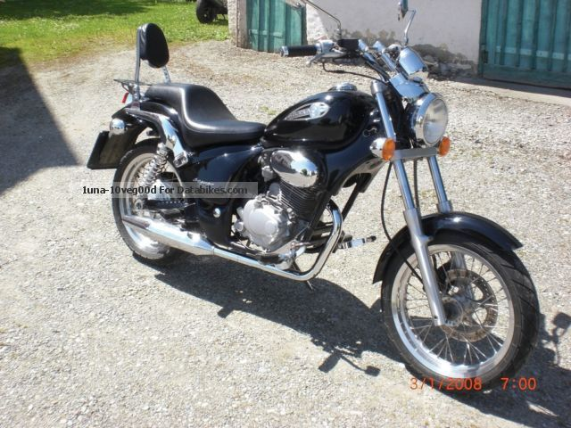 2001 Gilera  Coguar Motorcycle Chopper/Cruiser photo
