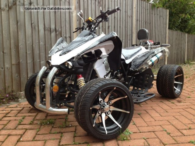 Other  250cc road legal quad 2013 Quad photo