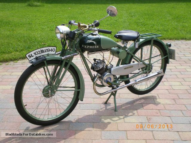 Other  Express 1940 Vintage, Classic and Old Bikes photo