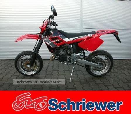 2002 Gasgas  125 EC Motorcycle Super Moto photo