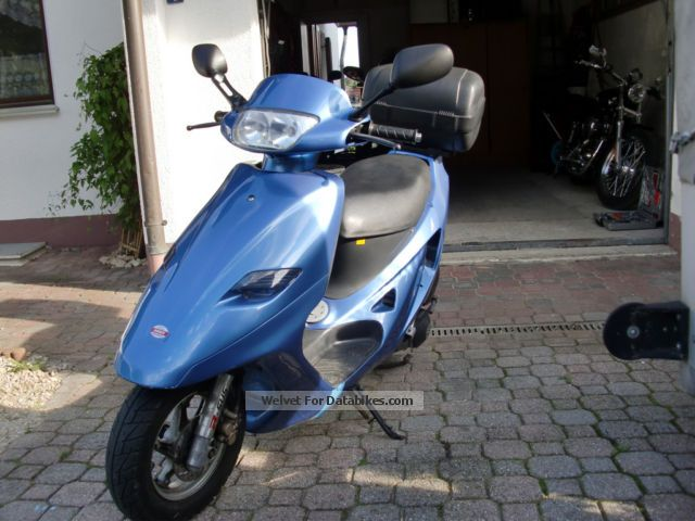 1995 Cagiva  B 110 scooter / motorcycle light Motorcycle Scooter photo