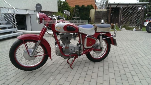 1971 Simson  AWO 425 Sports Motorcycle Motorcycle photo