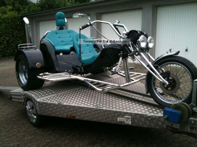 1993 Rewaco  HS 2 Motorcycle Trike photo