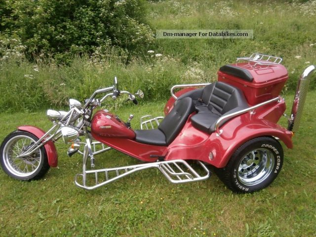 2002 Rewaco  Family Motorcycle Trike photo