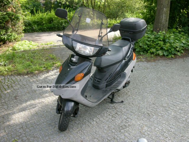 1998 MBK  Flame Motorcycle Scooter photo