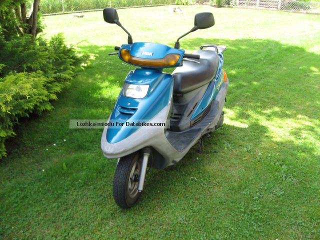 1999 MBK  Flame R Motorcycle Scooter photo