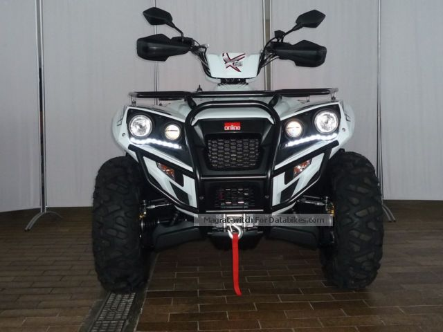2013 TGB  Online X6.5 similar TGB Motorcycle Quad photo