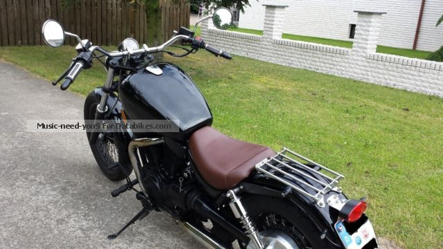 1996 Suzuki  Intruder 1360 Motorcycle Chopper/Cruiser photo