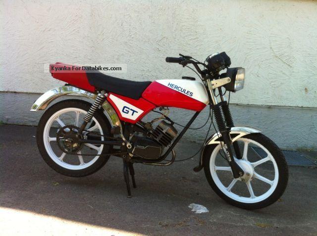 1991 Hercules Prima Gt