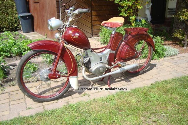 Tauris  SR-2 1959 Vintage, Classic and Old Bikes photo