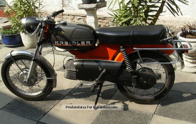 Kreidler  50 RS 1970 Vintage, Classic and Old Bikes photo