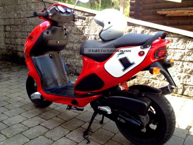 1996 Italjet  FORMULA FR 50 Motorcycle Scooter photo