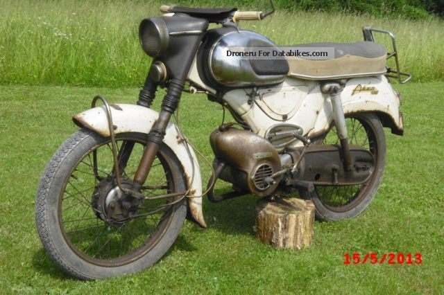 DKW  vicky 136 1965 Vintage, Classic and Old Bikes photo