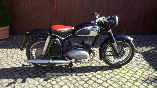 DKW  RT 350 - original condition 1957 Vintage, Classic and Old Bikes photo