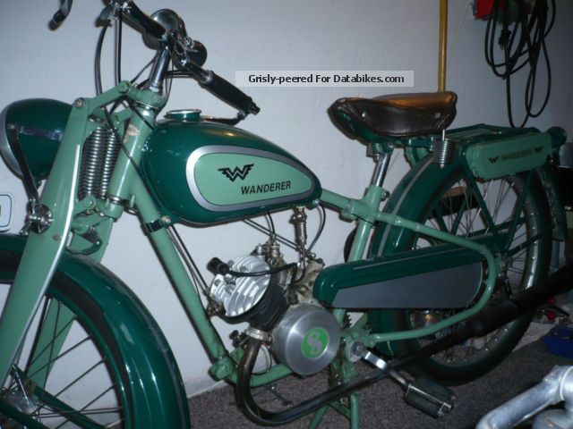 Sachs  backpacker 1939 Vintage, Classic and Old Bikes photo