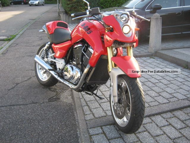 2004 Sachs  B 805 Motorcycle Motorcycle photo