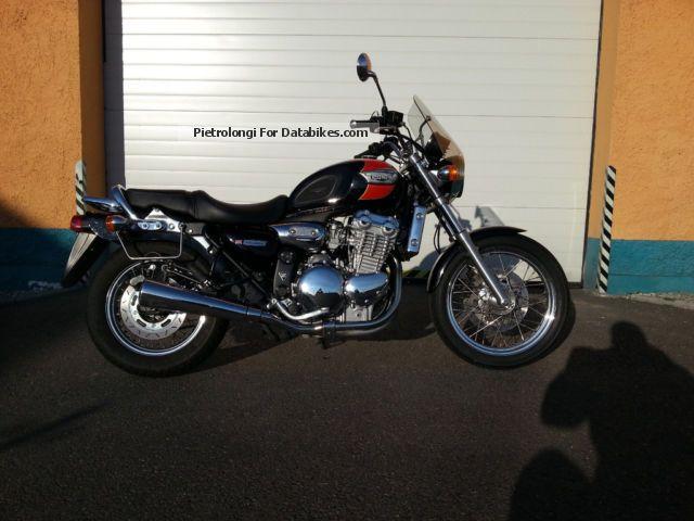 2001 Triumph  Adventurer Motorcycle Chopper/Cruiser photo
