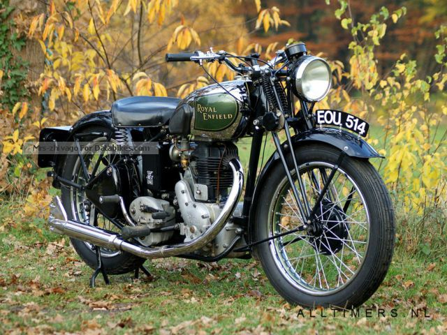 Royal Enfield  WDCO 1944 Vintage, Classic and Old Bikes photo