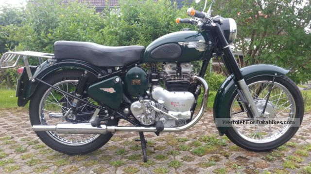 Royal Enfield  Meteor700 1954 Vintage, Classic and Old Bikes photo
