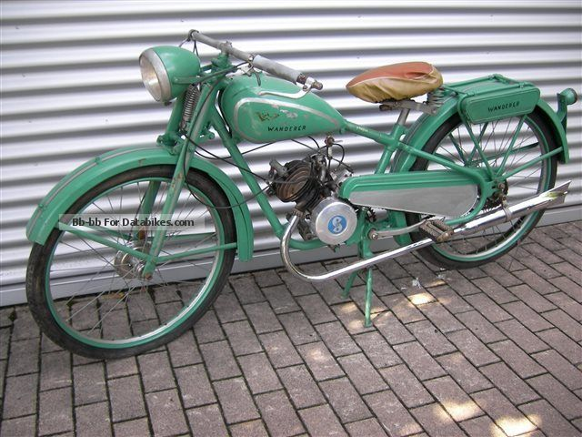 Other  Hikers 2 1.2 HP, SP1 1939 Vintage, Classic and Old Bikes photo