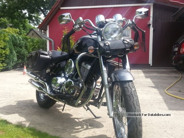 2007 Daelim  Daystar F1 Motorcycle Chopper/Cruiser photo