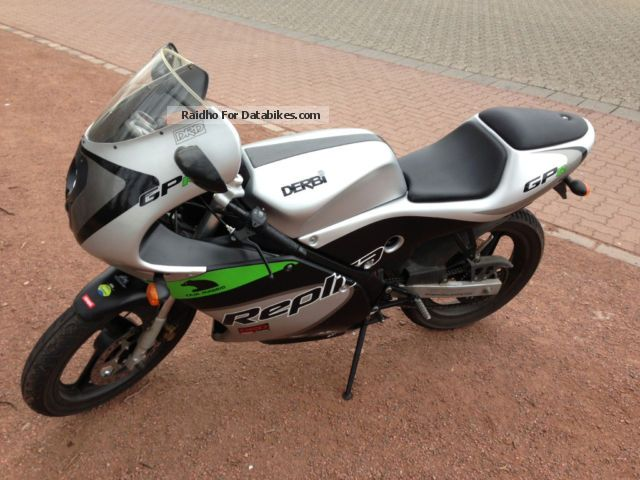 2012 Derbi  GPR 50 Motorcycle Motor-assisted Bicycle/Small Moped photo