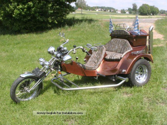2012 Rewaco  HS1 Motorcycle Trike photo