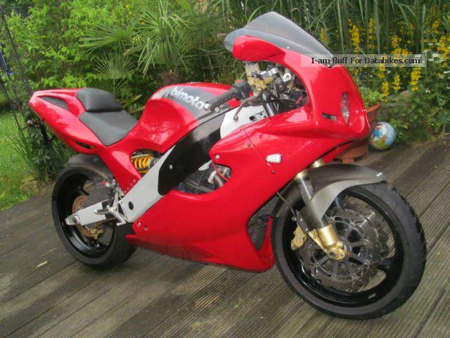 1995 Bimota  SB 6 (the one with the Suzuki GSX-R 1100 engine) Motorcycle Sports/Super Sports Bike photo