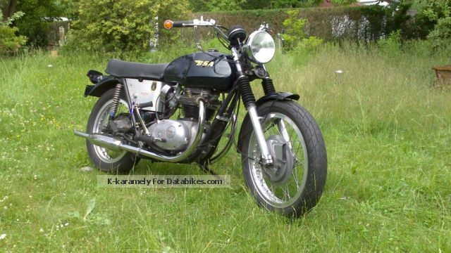 BSA  A65L 1971 Vintage, Classic and Old Bikes photo